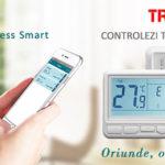 termostat inteligent