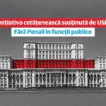 Fără penali în funcții publice