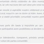 bugetul participativ al orașului Baia Mare
