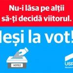 mergem la vot