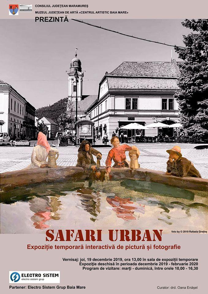 Safari Urban în Baia Mare