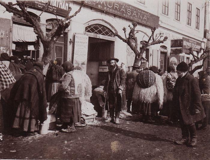 Populația de etnie evreiască