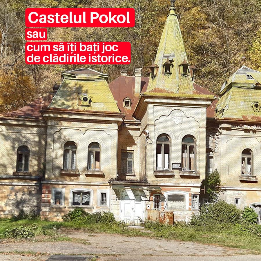 Castelul Pokol