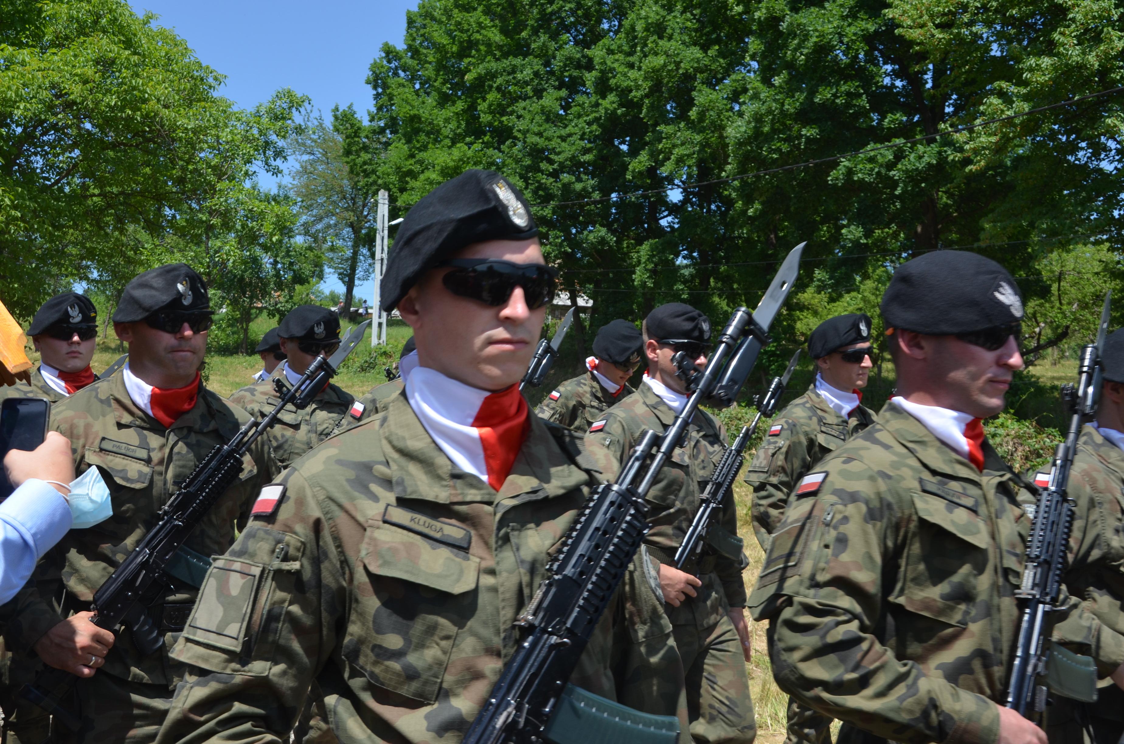soldați polonezi